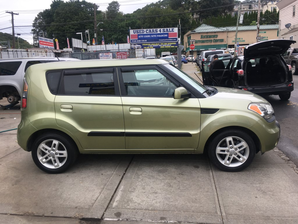 Used - Kia Soul Plus  for sale in Staten Island NY