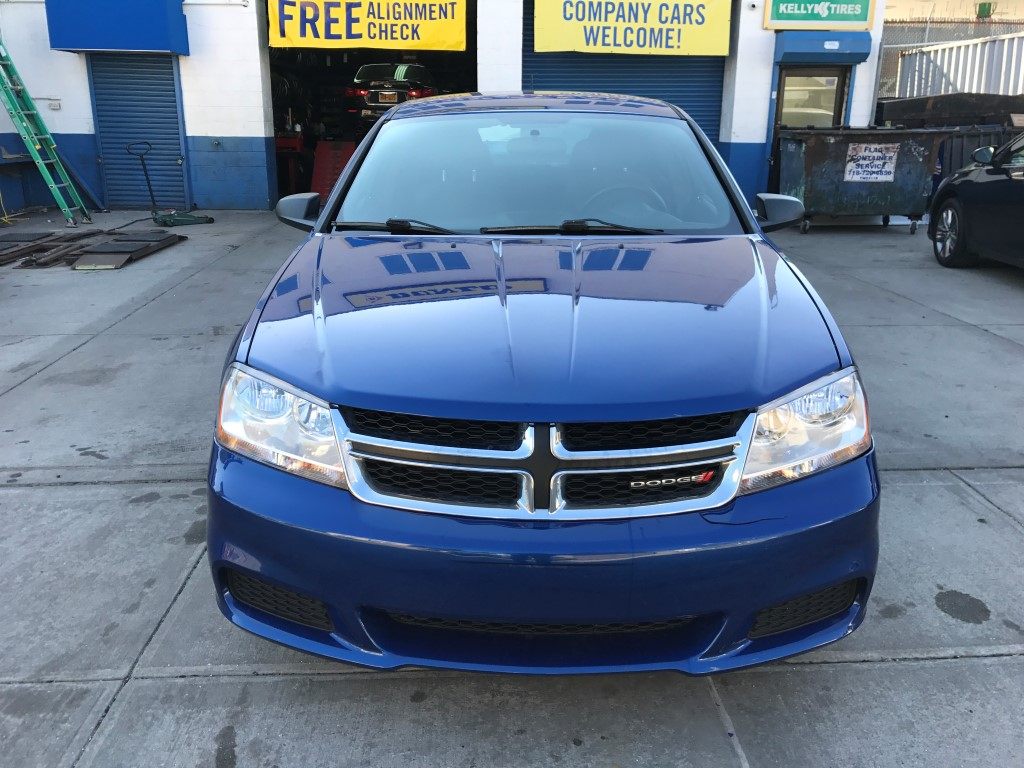 Used - Dodge Avenger SE Sedan for sale in Staten Island NY