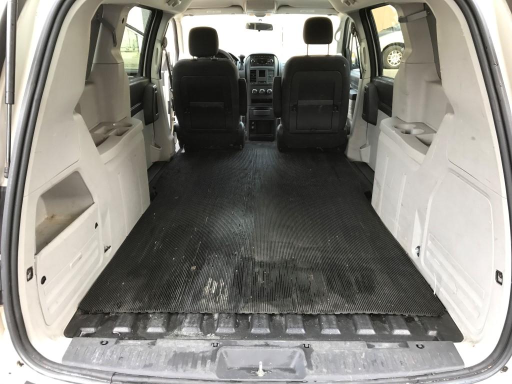 Used 2008 Dodge Grand Caravan Cargo Van 4 490 00