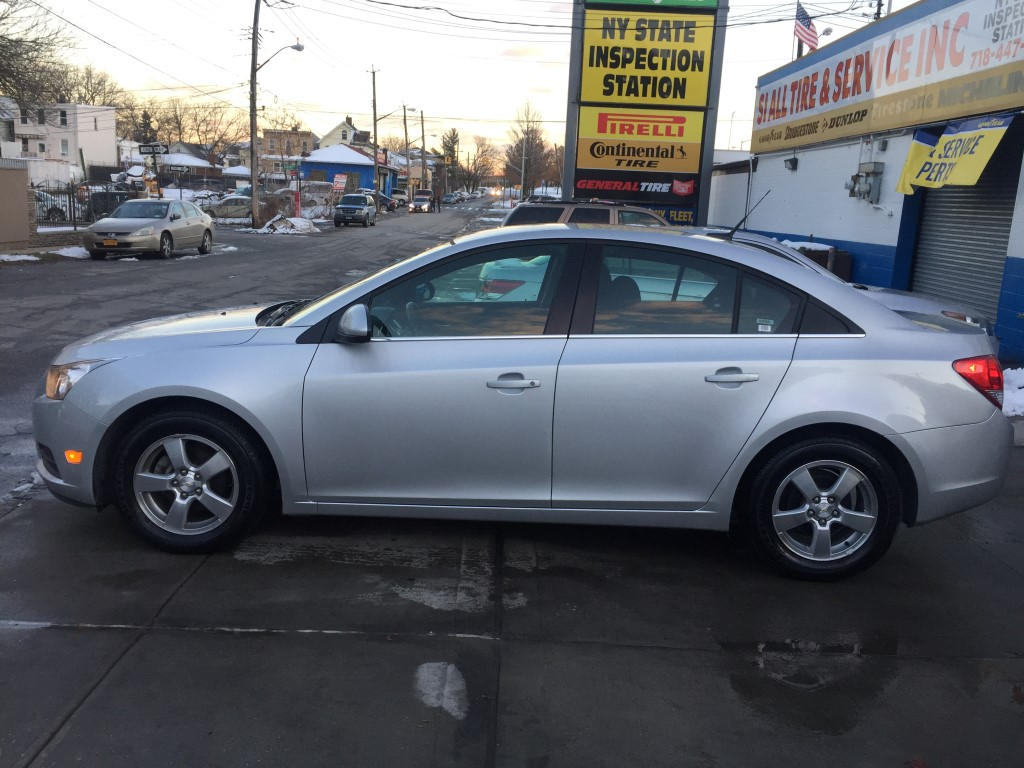 Cheap Bmw For Sale >> Used 2014 Chevrolet Cruze LT Sedan $10,490.00