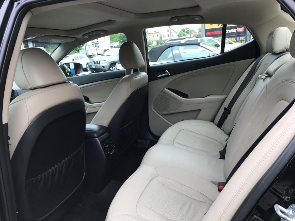 Used - Kia Optima EX Sedan for sale in Staten Island NY