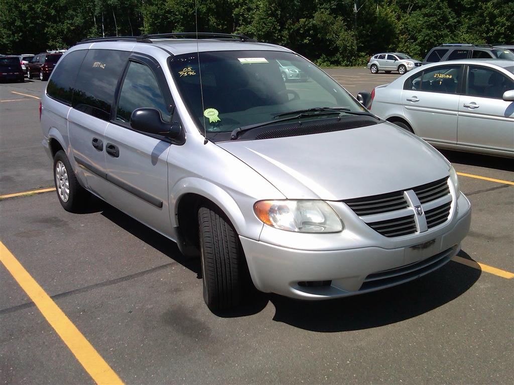 used car for sale 2005 dodge grand caravan minivan 4. Cars Review. Best American Auto & Cars Review