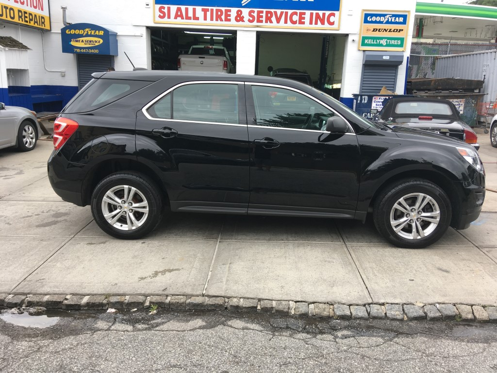 Used - Chevrolet Equinox LS AWD SUV for sale in Staten Island NY