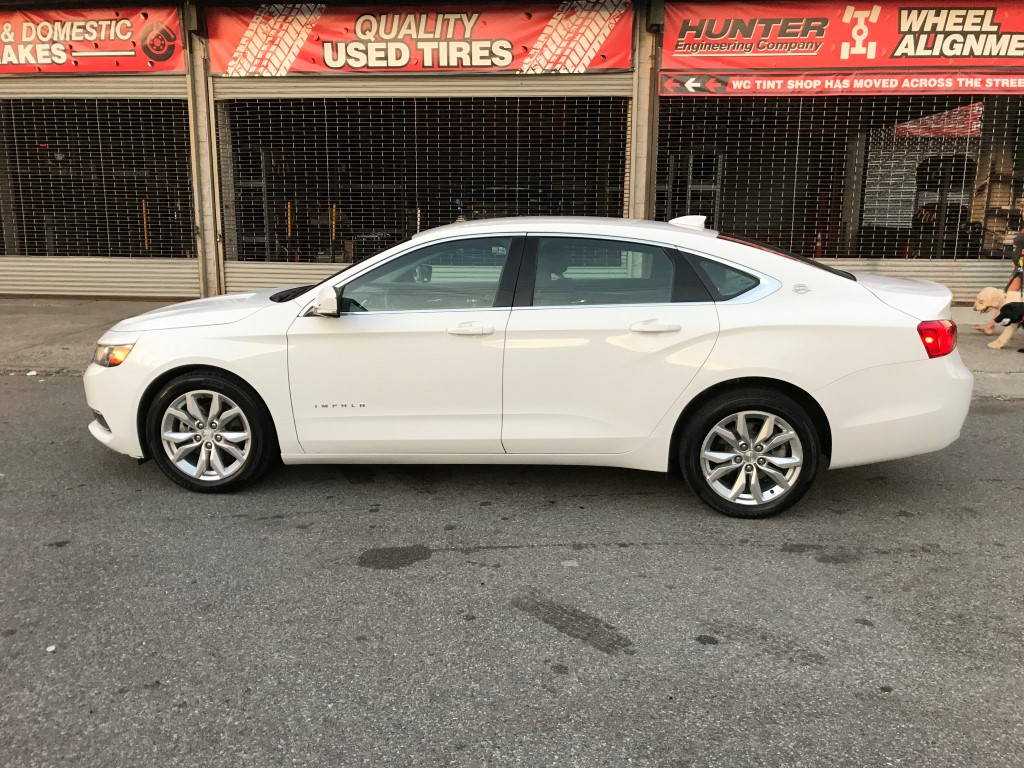 Used - Chevrolet Impala LT Sedan for sale in Staten Island NY