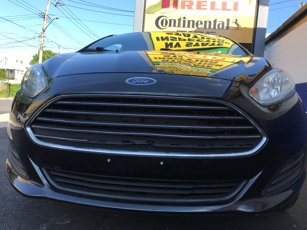 Used - Ford Fiesta SE Hatchback for sale in Staten Island NY