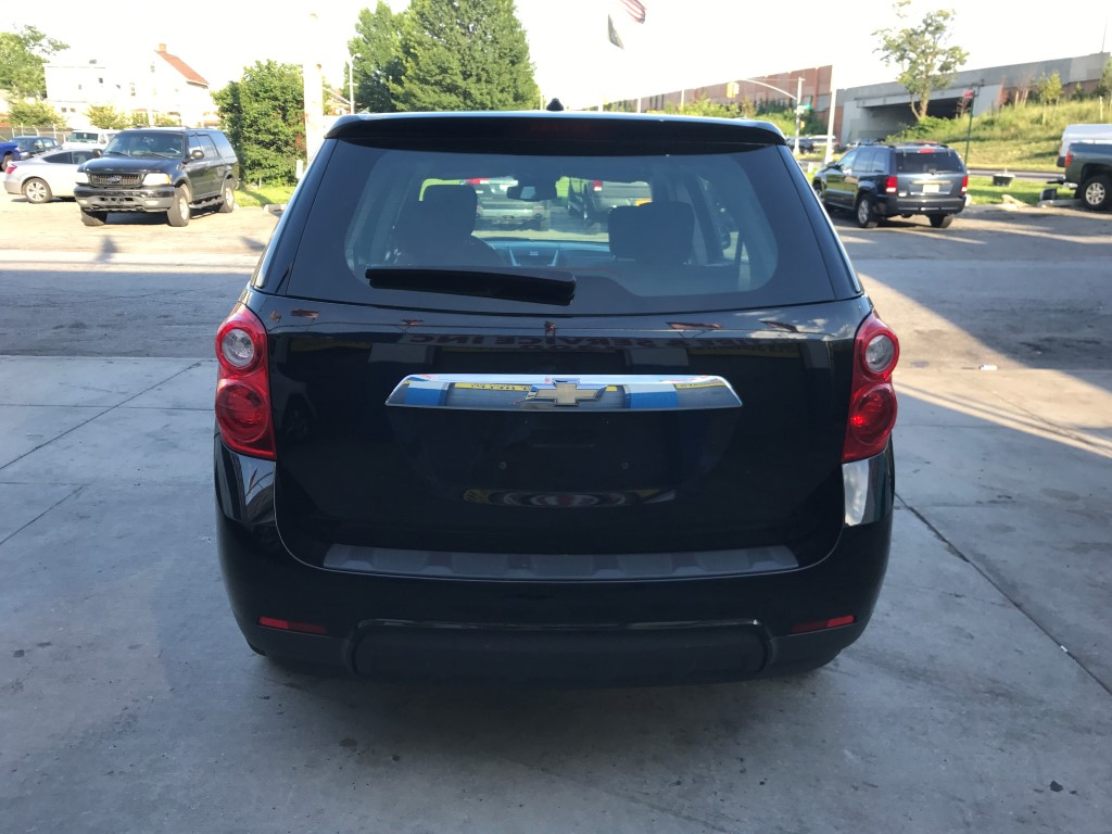 Used 2014 Chevrolet Equinox LS SUV $11 990 00