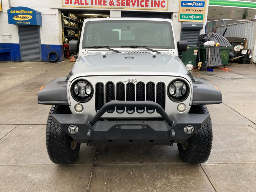 Used - Jeep Wrangler Sport 4x4 SUV for sale in Staten Island NY