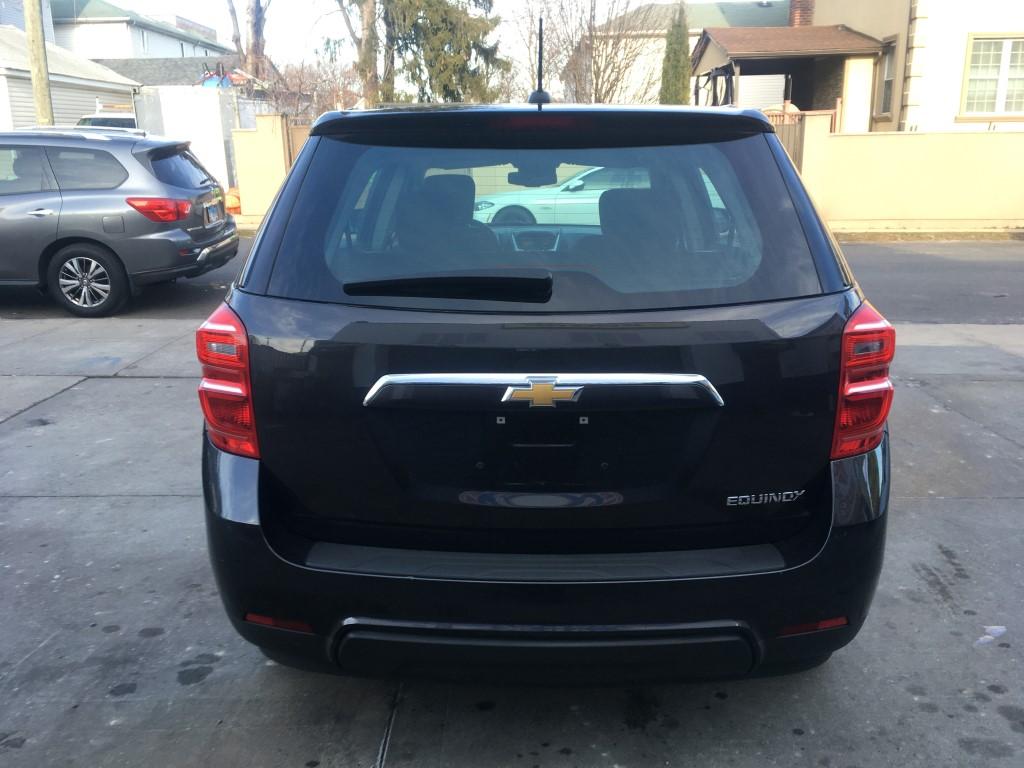 Used - Chevrolet Equinox LS SUV for sale in Staten Island NY