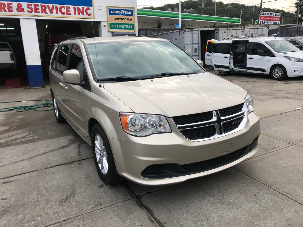 Used - Dodge Grand Caravan SXT Minivan for sale in Staten Island NY