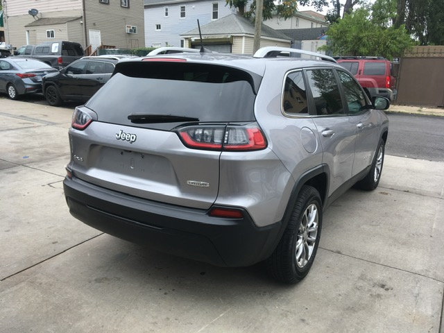 Used - Jeep Cherokee Latitude Plus 4x4 SUV for sale in Staten Island NY
