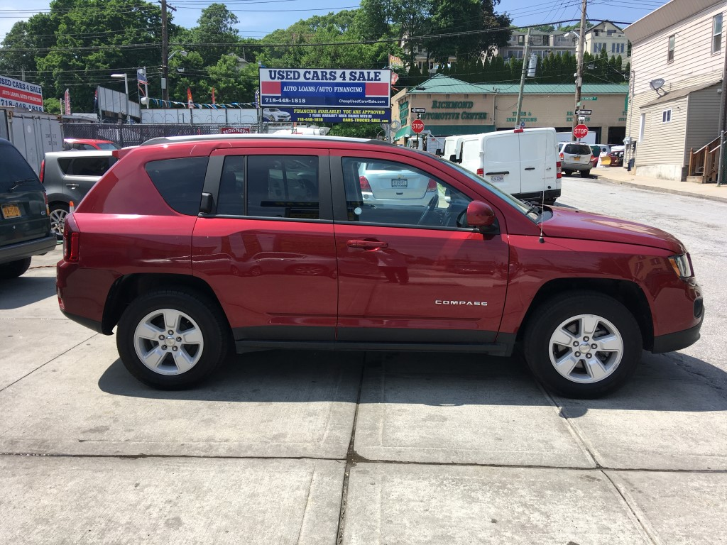 Used - Jeep Compass Latitude SUV for sale in Staten Island NY