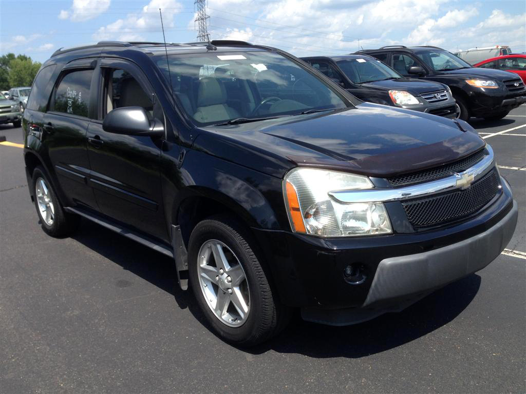 used 2005 chevrolet equinox lt awd 7. Black Bedroom Furniture Sets. Home Design Ideas