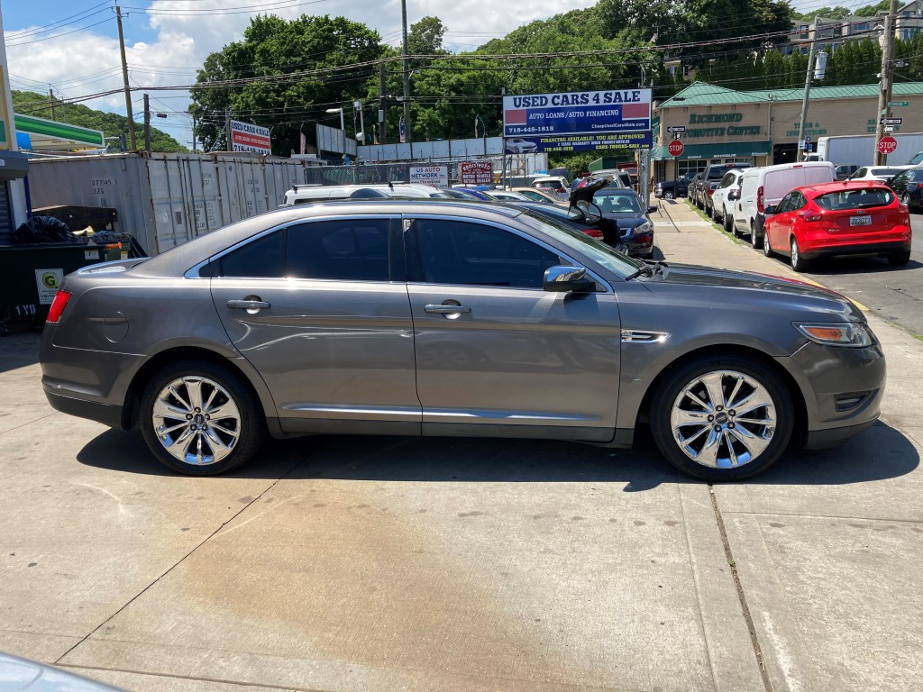 Used - Ford Taurus Limited Sedan for sale in Staten Island NY