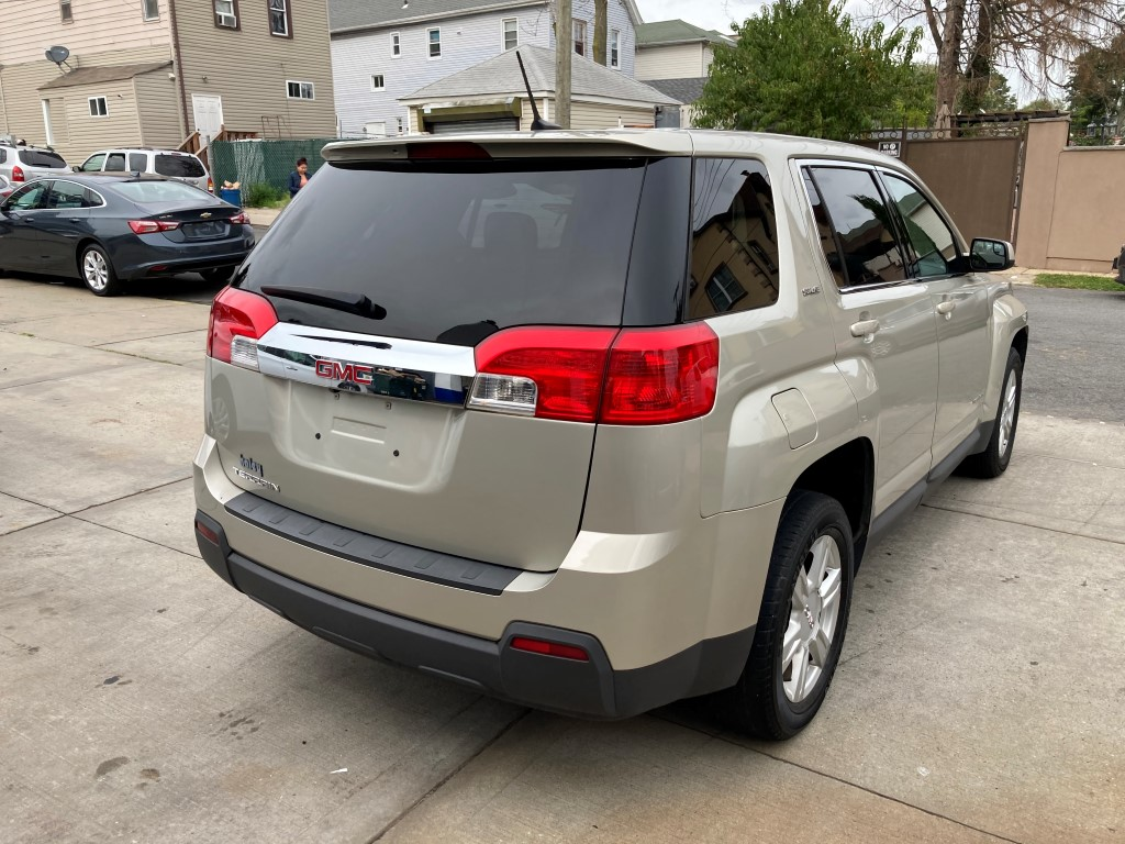 Used - GMC Terrain SLE SUV for sale in Staten Island NY
