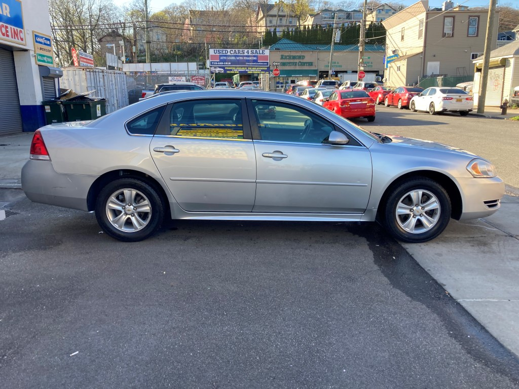 Used - Chevrolet Impala Limited LS Sedan for sale in Staten Island NY