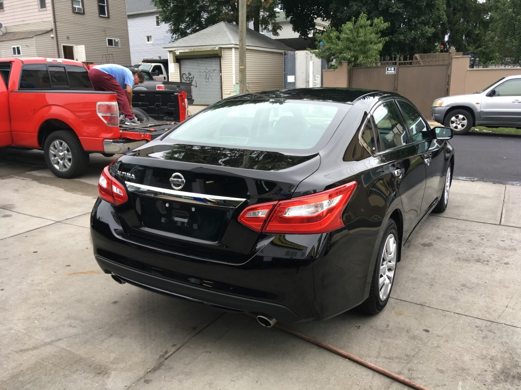 Used - Nissan Altima S Sedan for sale in Staten Island NY