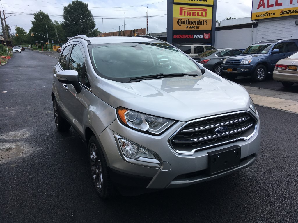 Used - Ford EcoSport Titanium SUV for sale in Staten Island NY