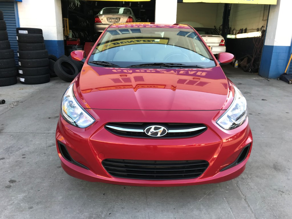 Used - Hyundai Accent SE Sedan for sale in Staten Island NY