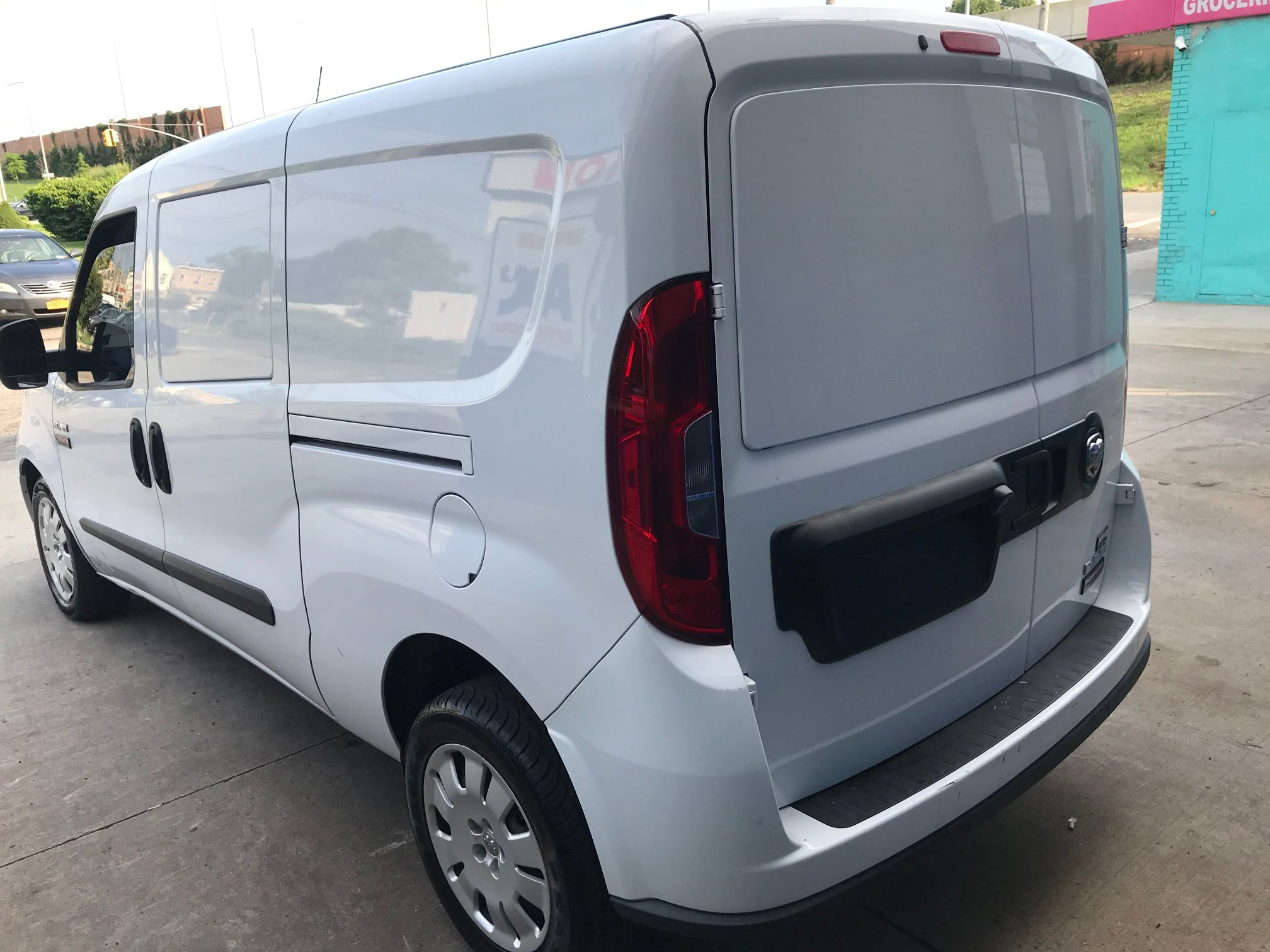 Used - RAM ProMaster City Tradesman SLT Cargo Van for sale in Staten Island NY