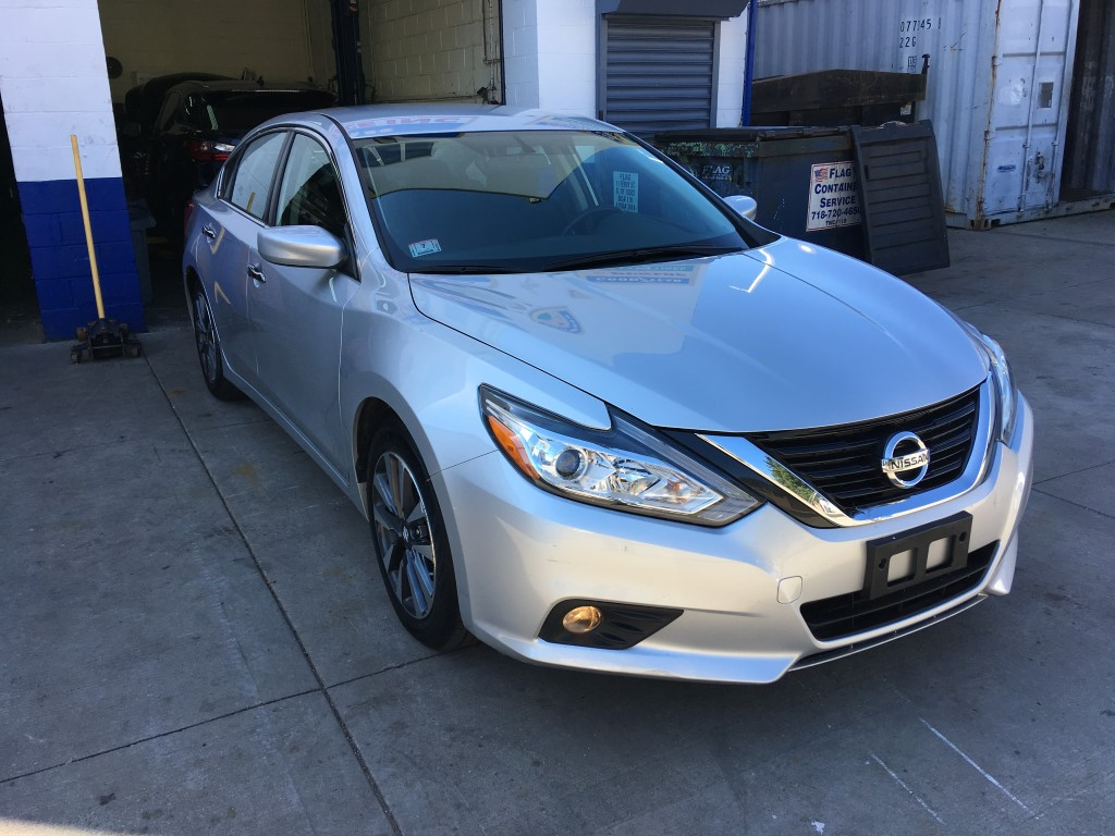 Used - Nissan Altima SV Sedan for sale in Staten Island NY