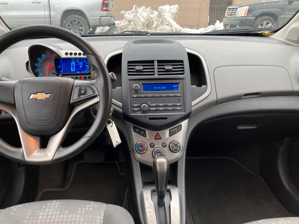 Used - Chevrolet Sonic LS Hatchback for sale in Staten Island NY