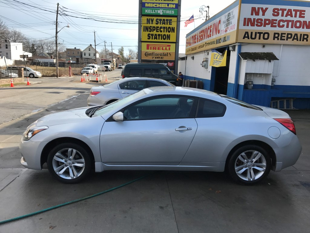 used nissan altima s coupe for sale in staten island ny. Black Bedroom Furniture Sets. Home Design Ideas