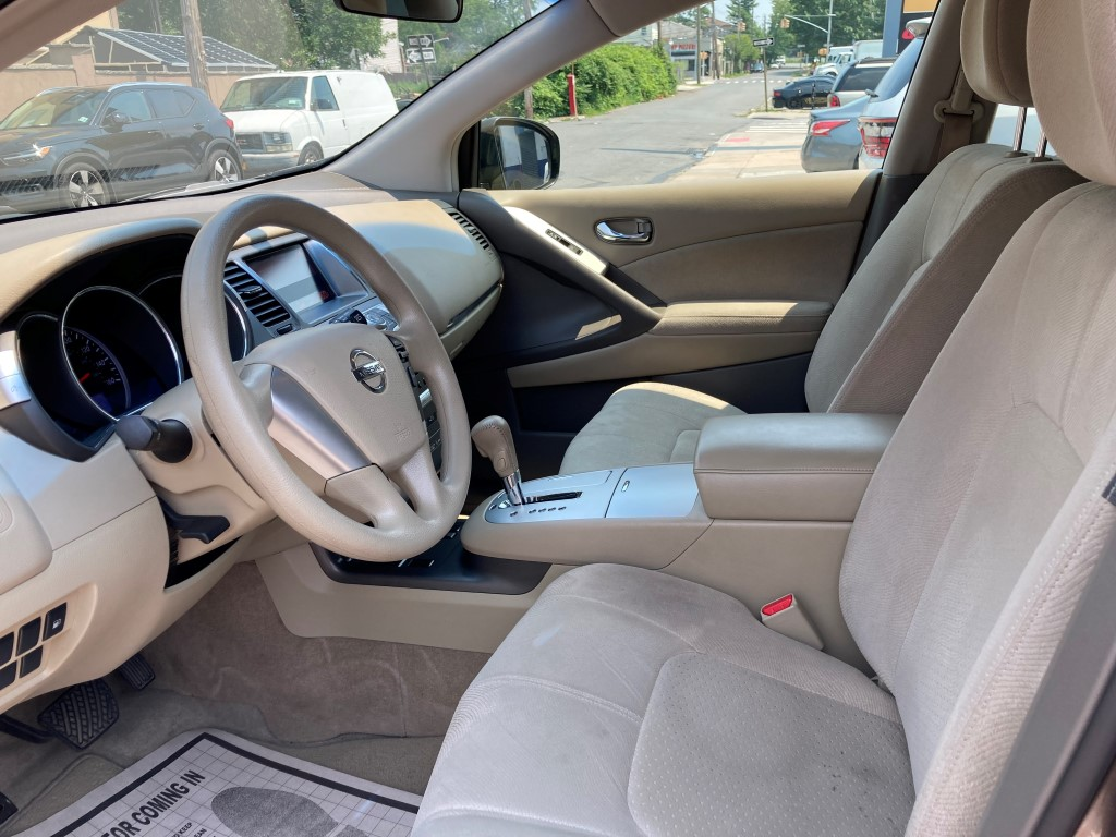 Used - Nissan Murano S AWD SUV for sale in Staten Island NY
