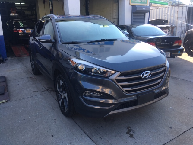 Used - Hyundai Tucson Sport AWD SUV for sale in Staten Island NY