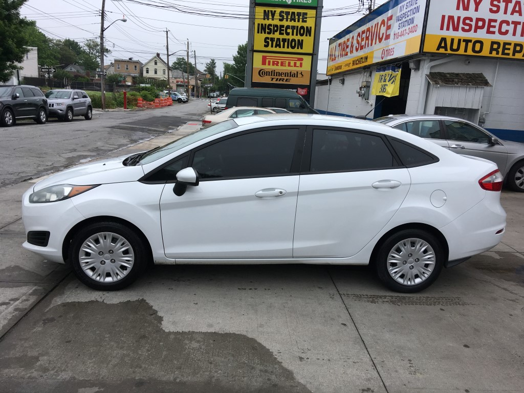 Used - Ford Fiesta S Sedan for sale in Staten Island NY