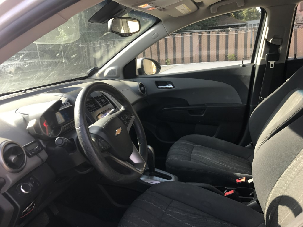 Used - Chevrolet Sonic LT Hatchback for sale in Staten Island NY