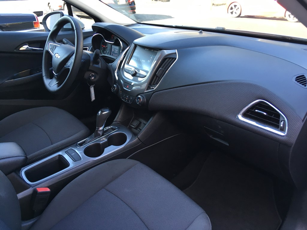Used - Chevrolet Cruze LT Sedan for sale in Staten Island NY