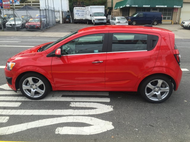 Used 2015 Chevrolet Sonic LTZ Turbo Hatchback $11,590.00