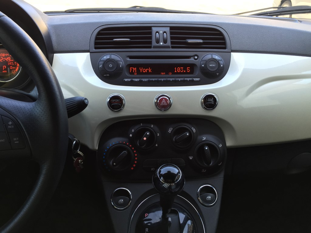 Used - Fiat 500 Sport Coupe for sale in Staten Island NY