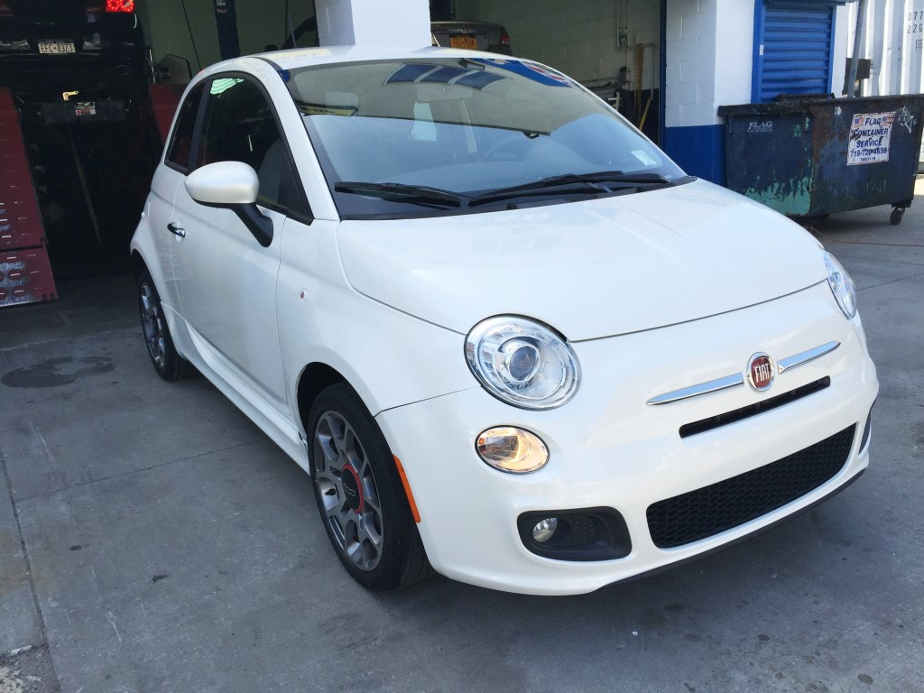 Used 2012 Fiat 500 Sport Coupe 7 990 00
