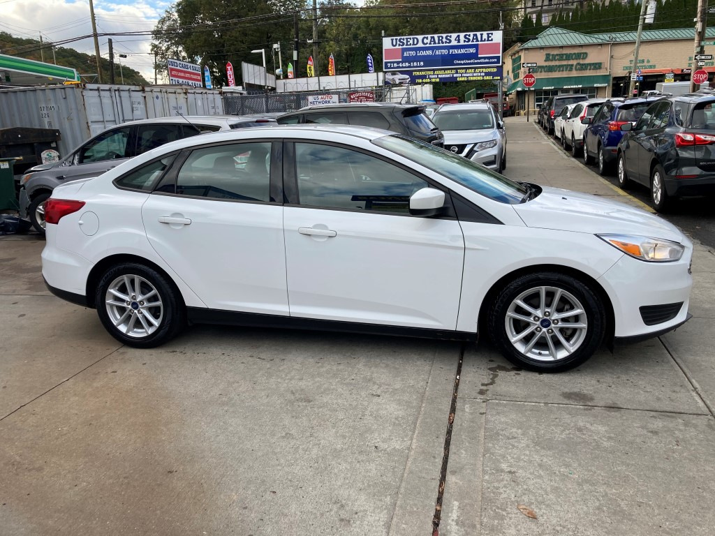 Used - Ford Focus SE Sedan for sale in Staten Island NY