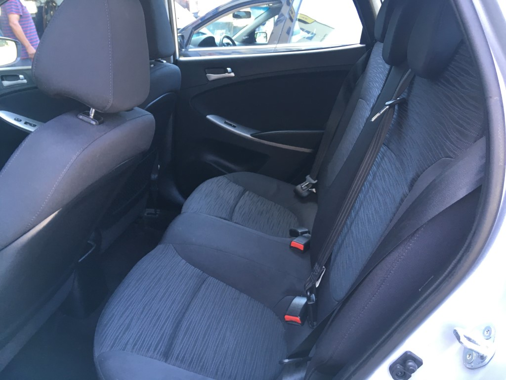 Used - Hyundai Accent GS Hatchback for sale in Staten Island NY