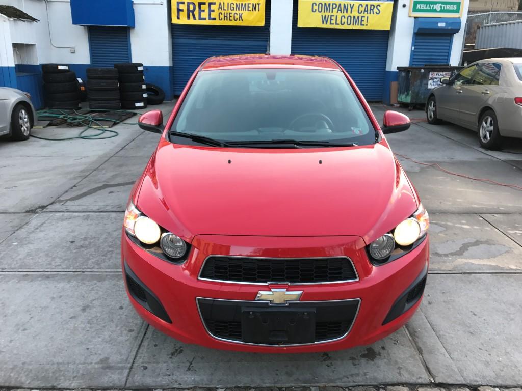 Used - Chevrolet Sonic LT Sedan for sale in Staten Island NY