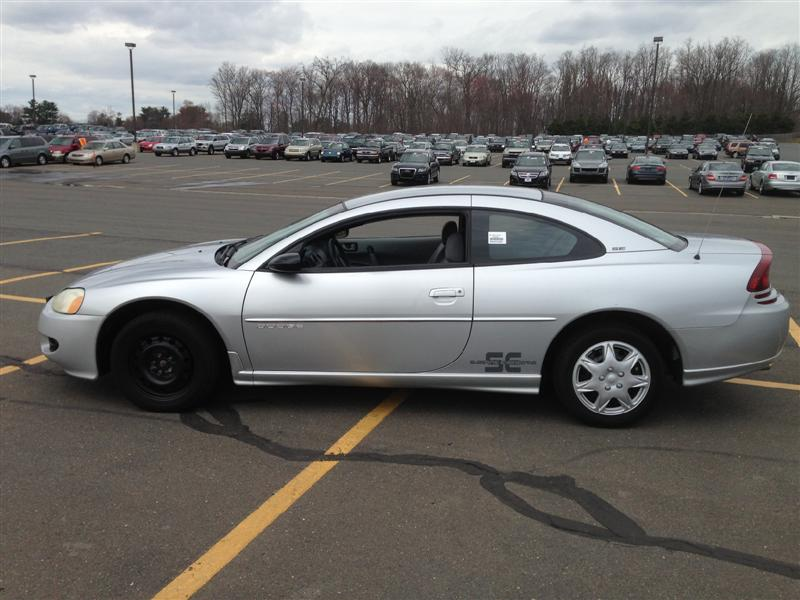 fotos   used 2001 dodge stratus se coupe for sale stock b0105b