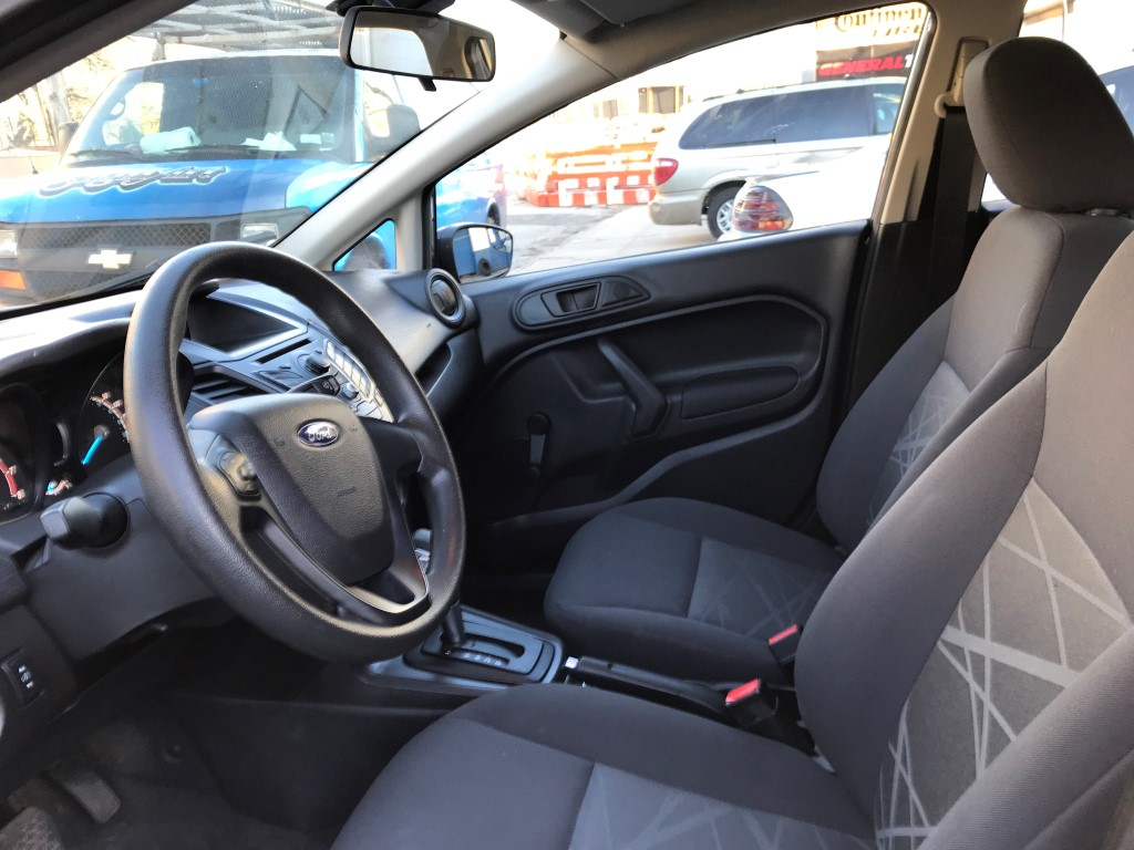 Used - Ford Fiesta S Hatchback for sale in Staten Island NY