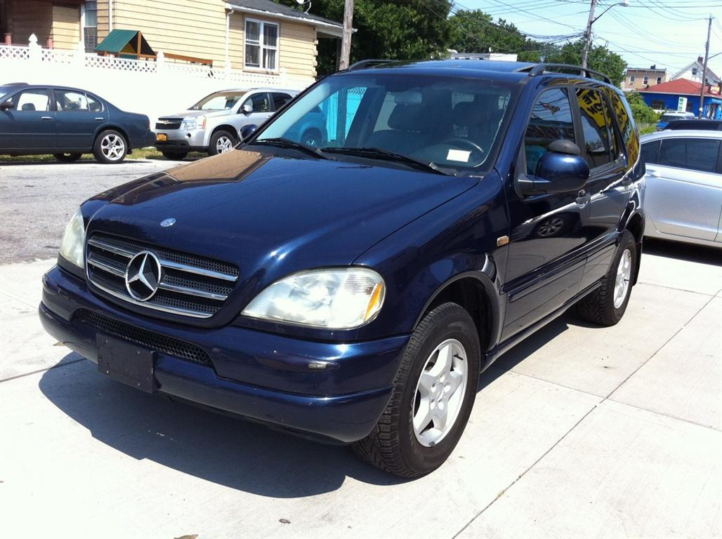 Offers used car for sale 2001 for Used mercedes benz ml320