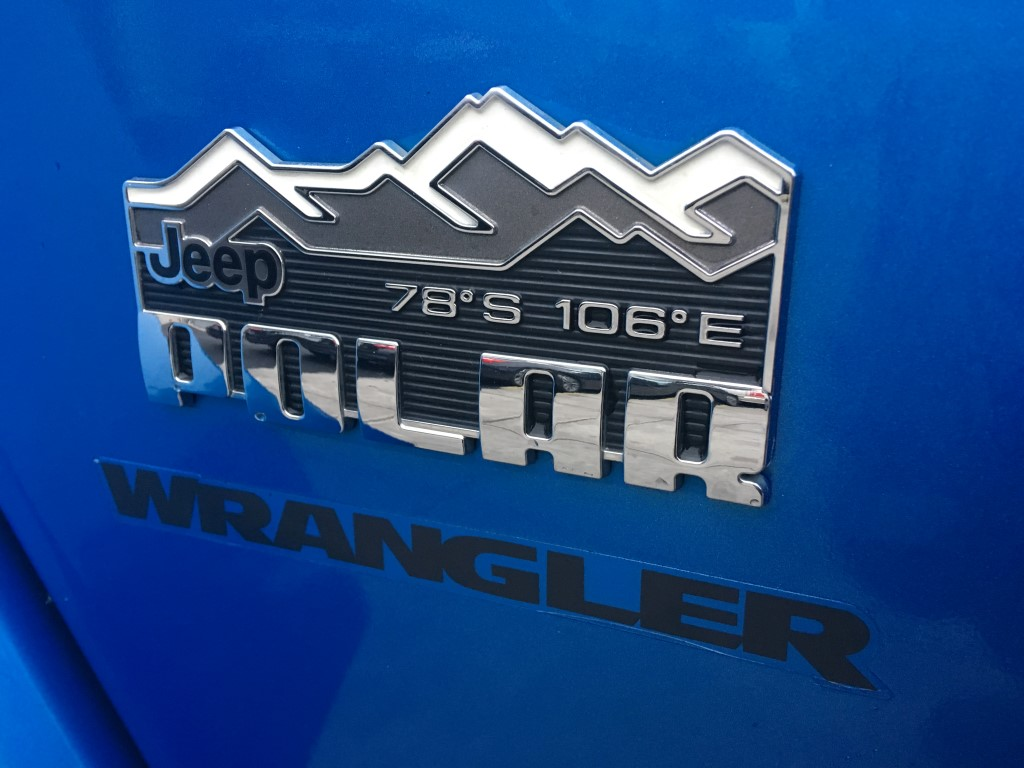 Used - Jeep Wrangler Unlimited Polar 4x4 SUV for sale in Staten Island NY
