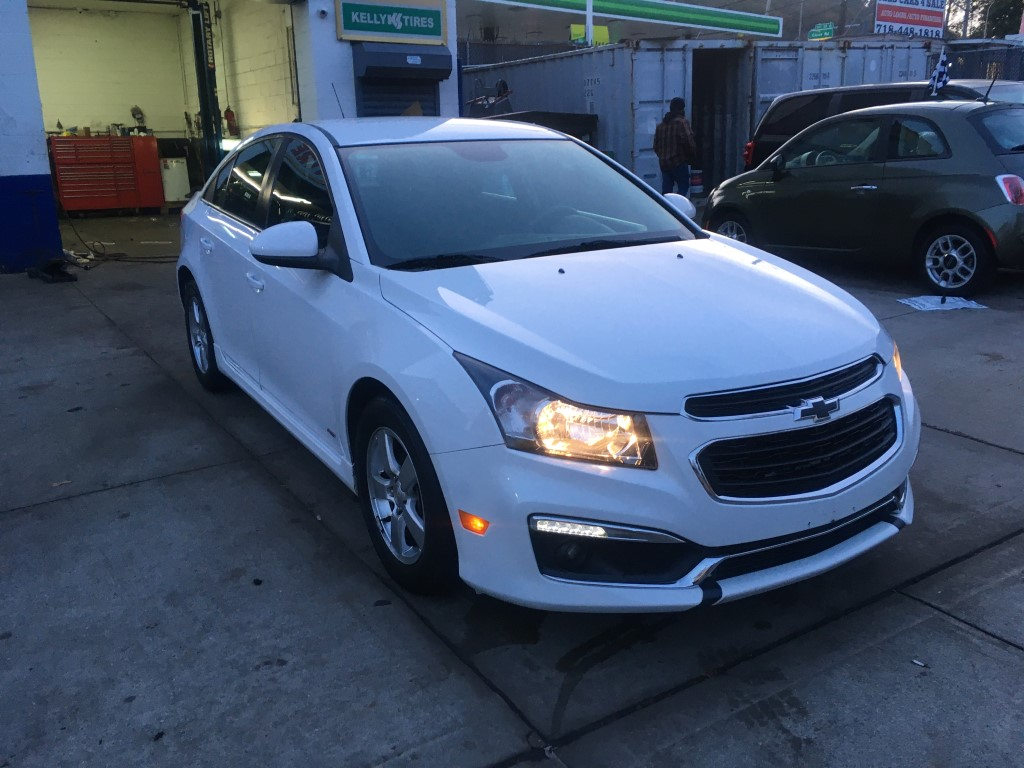 Used - Chevrolet Cruze LT Sedan for sale in Staten Island NY