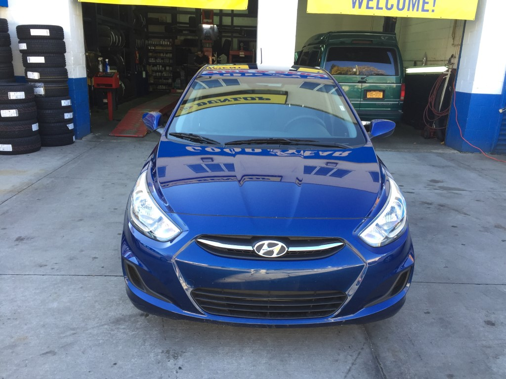 Used 2015 Hyundai Accent Gs Hatchback 8 990 00