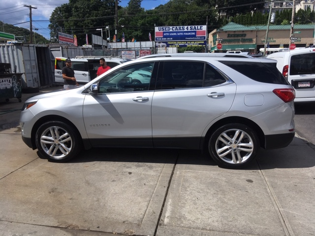 Used - Chevrolet Equinox Premier SUV for sale in Staten Island NY