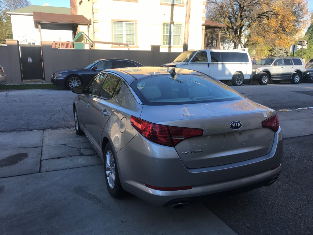 Used - Kia Optima LX Sedan for sale in Staten Island NY