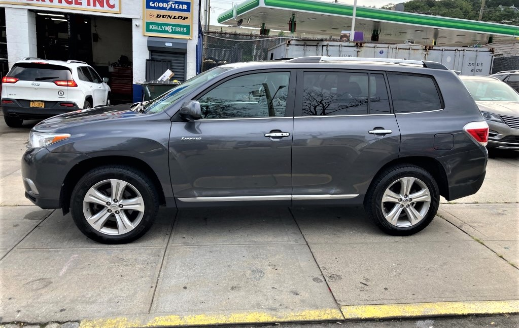 Used - Toyota Highlander Limited AWD SUV for sale in Staten Island NY
