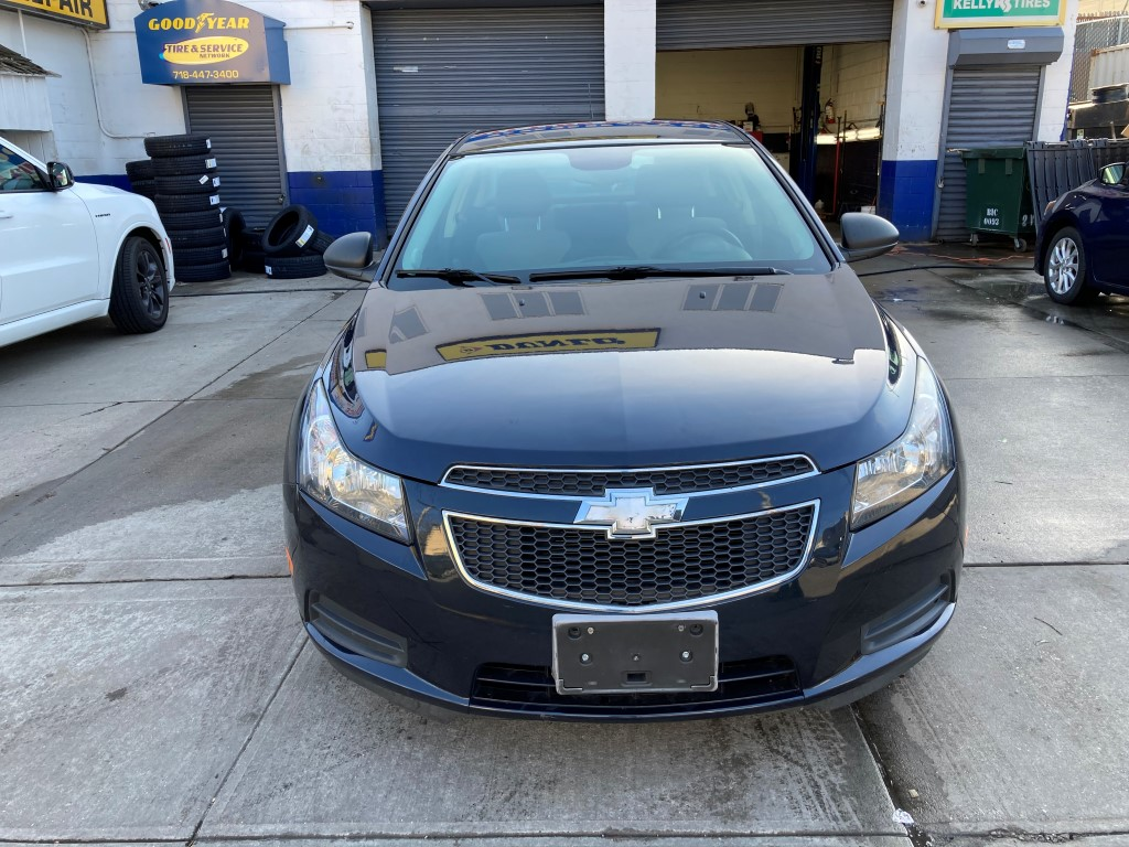 Used - Chevrolet Cruze LS Sedan for sale in Staten Island NY