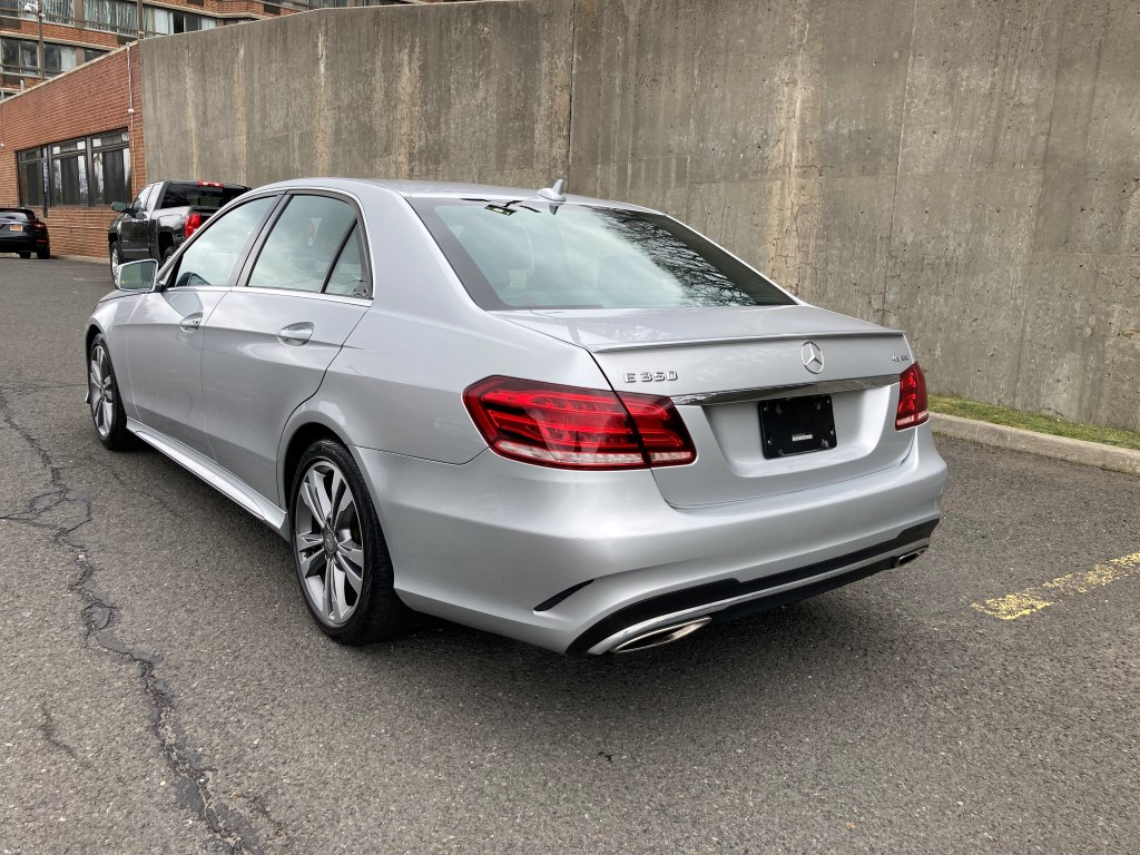 Used - Mercedes-Benz E 350 4MATIC AWD Sedan for sale in Staten Island NY