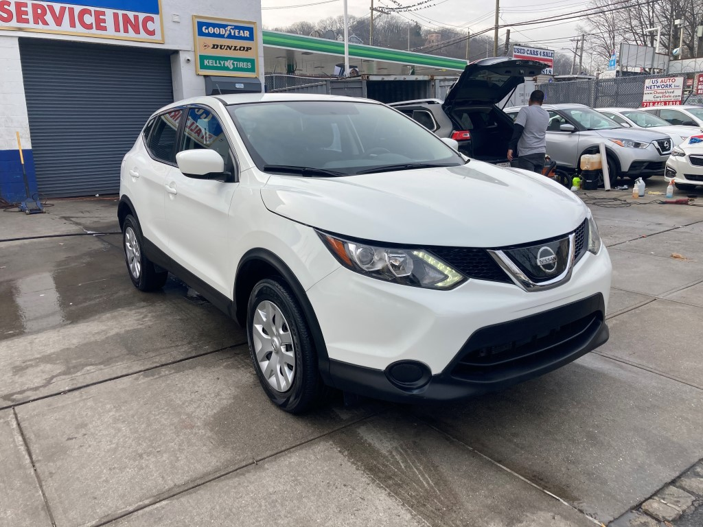 Used - Nissan Rogue Sport S  for sale in Staten Island NY