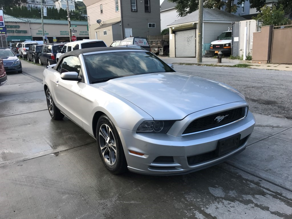 Used - Ford Mustang Convertible for sale in Staten Island NY